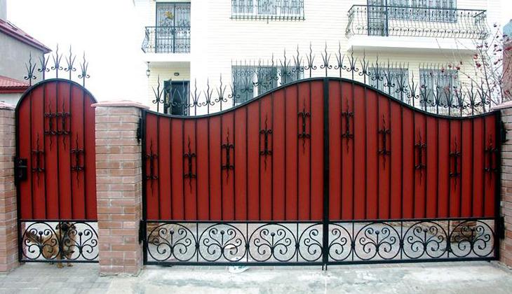 Изготовление и монтаж ворот